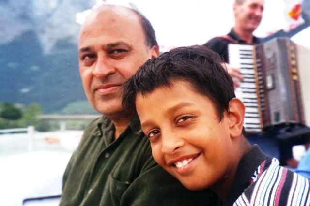 Surinder and Sanu
