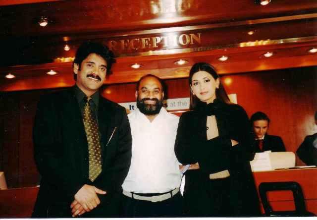Nagarajuna & Sonali