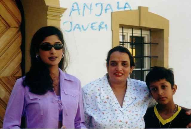 Anjala Javeri